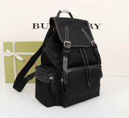 Chinese  2019 brand fashion bag Splicing military backpack man shouder bag handbags purses men tote bag High quality handbags ABF-4 manufacturers
