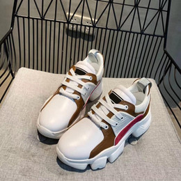 $enCountryForm.capitalKeyWord Canada - France Luxury Genuine Leather Casual Breathable womans mans Couple shoes Thick bottom Lace-Up Couple Shoes Fashion Casual sport man shoes