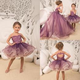 Floor length pageant dresses online shopping - New Rainbow Toddler Flower Girl Dress Cute Girl Birthday Dresses Ball Gown Applique Infact Kids Girls Pageant Dresses