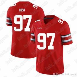 Football Jersey Brady NZ - NCAA Michigan Wolverines 10 Tom Brady jerseys Penn State Nittany Lions 26 Saquon Barkley American College Football Wear9