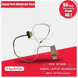 Discount asus laptop lcd screen - NEW laptop LCD screen video cable for ASUS F551C F551CA X551M X551MA X551C X551CA Flex cable X553MA X553M X553 D553M X50