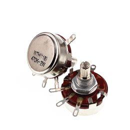 Опт WTH118 2W 470K однооборотный углеродная пленка потенциометра