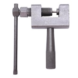bike chain cutter Australia - Motorcycle Bike Heavy Duty Chain Breaker Cutter Tool Riveting Tool 420-530 Wrench & Removal Puller Chain Separator
