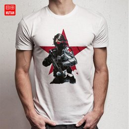 Winter Soldier-T-Shirt