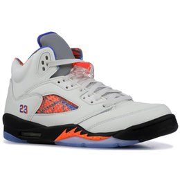 3a53da047237 5S Men Basketball Shoes Wings International Flight Fire Red Olympic Gold  Oregon Ducks Laney Red Blue Suede Designer Sports Sneakers 8-13