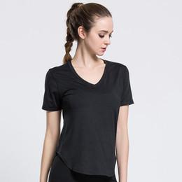 $enCountryForm.capitalKeyWord NZ - PENERAN Women Yoga T-shirt Fitness Sport Shirt Tops Female Gym Sportwear Clothes Back Mesh Breathable Short Sleeve Running Black