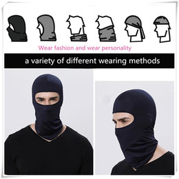 $enCountryForm.capitalKeyWord NZ - Balaclava Moto Face Mask Motorcycle Paintball Cycling Bike Masks Ski Army Helmet Protection Full Face Mask