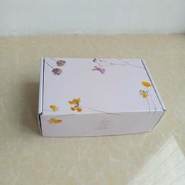 $enCountryForm.capitalKeyWord Australia - Wholesale 1000pcs lot custom logo printing folding corrugated packaging shipping mailer box packaging gifts clothing boxes