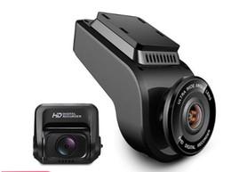 Camera wifi zoom online shopping - car dvr K Ultra HD GPS WiFi Car Dash Cam P fps ADAS Dvr with P Sony Sensor Rear Camera Night Vision Dual Lens Dashcam