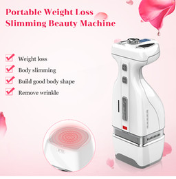 slimming home Australia - 2019 Portable Liposonix slimming machine reshaping high intensity focused ultrasound hifu body slimming machine facial wrinkle removal home