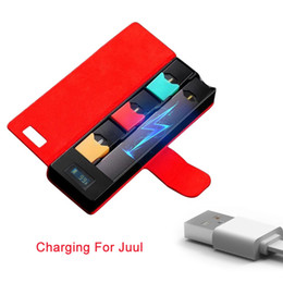 Chinese  Fuul Power Bank For Juul Vape Pods Kit Juul Charger Case Portable Electronic Cigarette In Stock manufacturers