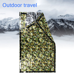 $enCountryForm.capitalKeyWord Australia - Waterproof Rescue Blanket Gadgets for PET Emergency Gear Outdoor Insulation Curtain forReusable Survival
