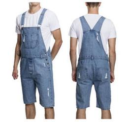 4cecdf02ee1 Fashion Mens Denim Overalls Jumpsuit Casual New Male Stylish Designer Jeans  Jumpsuits Bib Bike Pants For Men