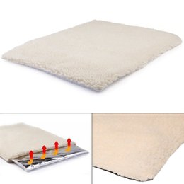 pet heat mats Australia - Self Heating Dog Cat Blanket Pet Bed Thermal Washable No Electric Blanket Super Soft Puppy Kitten Blanket Beds Mat