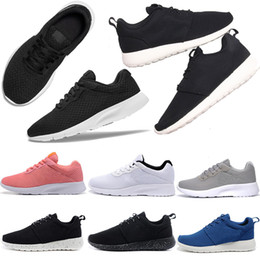 34e0eb14c20 Top Quality Womens Sneakers Men Designer Trainers London Olympic Tanjun  Black White Women Running Shoes Lightweight Breathable Walking Shoes