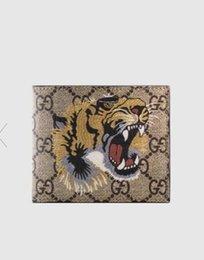 $enCountryForm.capitalKeyWord Australia - wallet Tiger print 451268 MEN WALLET CHAIN WALLETS PURSE Shoulder Bags Crossbody Bag Belt Bags Mini Bags Clutches Exotics
