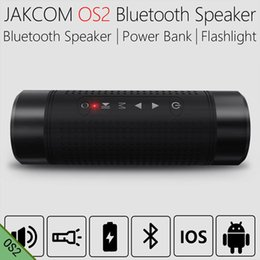 wifi speakers UK - JAKCOM OS2 Smart Outdoor Speaker WIFI and Bluetooth connection TFcard Portable wireless bluetooth speaker outdoor waterproof bicycle speaker