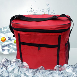 $enCountryForm.capitalKeyWord Australia - Waterproof Outdoor Picnic Bag Oxford Cloth Ice Box Package Bag Storage Container For Outdoor Hiking BBQ Picnic Camping Bags