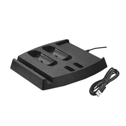 Chinese  Hot sale Multifunction USB Charging Dock Storing Stand For Nintend Switch Console NS Joy-con Charger For Switch Pro Controller free shipping manufacturers