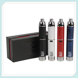 Wholesale 100 Original Yocan Loaded Kit mAh Battery Wax Concentrate Vaporizer Vape Dab Pen Kit With QUAD QDC Coil Authentic