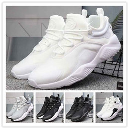 8547e4140149 Huarache 8.0 Air Shoes city move fashion Black White mens running shoes  trainers designer sneakers Hiking jogging outdoor sport shoes cheap