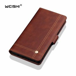 $enCountryForm.capitalKeyWord Australia - Luxury Vintage Leather Flip Unique Magnet Design Stand Case For Samsung Galaxy Note 10 Plus 10+ Wallet Cases Back Cover
