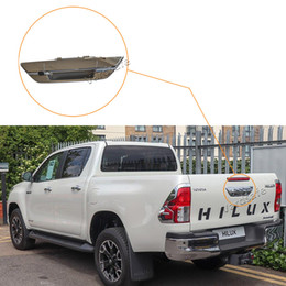 toyota car handle Australia - Vardsafe VS378 | Tailgate Handle Reversing Rear View Backup Car Camera for Toyota Hilux AN120 AN130 (2015-present)