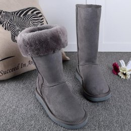 free drop shipping boots Australia - Free shipping Australia WGG Womens Classic tall Boots Womens Boot Snow Winter boots leather boots drop shipping er88
