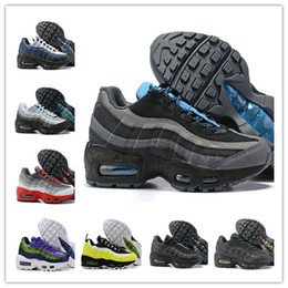 $enCountryForm.capitalKeyWord Australia - 2019 Kids Ultra 95 OG X 20th Anniversary Boys Girls Running Sports Shoes Children Designer 95s Black Grey Trainers Maxes Tennis Sneakers