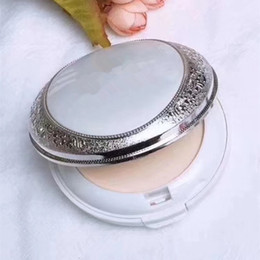 Oil Free Makeup Brands Australia - HOT Brand Makeup Double-Layer Foundation Face Setting Compact Powder Concealer fond de teint DHL Free Shipping