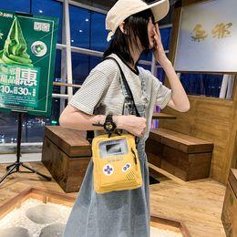 $enCountryForm.capitalKeyWord Australia - 2019 Rushed Sailing Cloth Bag Women's Shoulder Messenger University Birthday Korean Version Of Art Games Small Factory Outlet