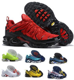 Mens Tn Trainers Canada - Plus Tn Tns Se Mens Running Shoes Sneakers Blue Maxing Airing Man 2019 Designers Trainers Greedy Mercurial Requin Chaussure Hombr Shoes