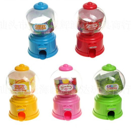Candy banks online shopping - Plastic Mini Coin Piggy Bank Practical Safety Bubble Gumball Dispenser Sweets Candy Money Saving Box Top Quality rj BB