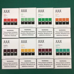 Neue Packung Vape Pen Pods für E-Zigarette Mango Cool Mint Gerät Pods Patronen für Vaporizer Portable Kit nachfüllbare Hülse Cartridgde im Angebot
