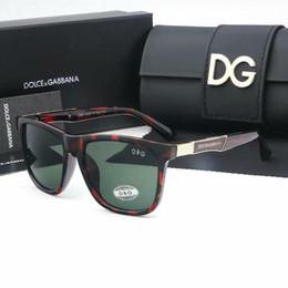 $enCountryForm.capitalKeyWord Australia - 9926 Fashion Designer Sunglasses Classic Retro Pilot Frame Glass Lens UV400 Protection Eyewear With Leather Case Des Lunettes De Soleil