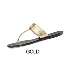 Mulheres homens escorregas chinelos de couro Mulheres sandália com Double Black Metal Branco Brown chinelos de praia Verão sandálias com caixa em Promoção