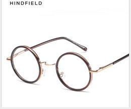 491727a806dc Men s and Women s Universal Glasses Round Frame Glass Frame Metal Retro  Flat Mirror Korean Edition Chao Glass Frame