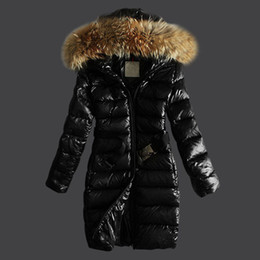 $enCountryForm.capitalKeyWord Australia - Hot sale France brand Hooded Parkas Ladies Long Winter Coat Women Ultra Parka Jacket Down Womens Hooded Parka Female Puffer Coats