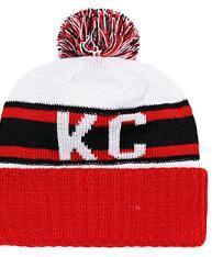 $enCountryForm.capitalKeyWord Australia - 2019 Unisex Autumn Winter hat Sport Knit Hat Custom Knitted Cap Sideline Cold Weather Knit hat Warm KANSAS CITY Beanie KC Skull Cap 00