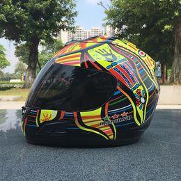 $enCountryForm.capitalKeyWord NZ - Brand malushun motorcycle helmet Jorge Lorenzo full face helmet motoGP racing helmet moto casque moto modulaire