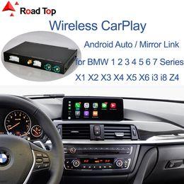 Carplay inalámbrico para el sistema NBT BMW Car 1 2 3 4 5 7 Series X1 X3 X4 X5 X6 MINI F56 F15 F16 F25 F26 F48 F01 F10 F11 F22 F32 F20 F30 en venta