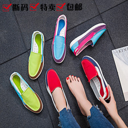 Lazy Pedal Australia - Summer canvas shoes Vollu breathable casual shoes a pedal lazy anti-slip shoes