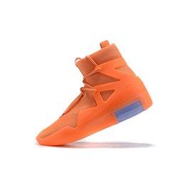 $enCountryForm.capitalKeyWord UK - 2019 Fear Of God Frosted Spruce Orange Pulse Light Bone Black Designer Shoes Fashion Fog Boots Cushiong Shoes Designer Shoes without box
