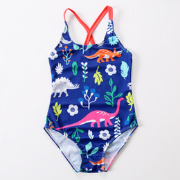 $enCountryForm.capitalKeyWord Australia - Kids Bathing Suits Girls One Piece Annimal Bikini Children Swimwear For Girls Infant Swimsuit Girl Child Summer Bikini 2019