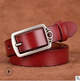 Leather Belt Decorations Australia - New leather belt needle buckle lady leather leather retro belt with Korean edition decoration fashion casual belt wholesale0