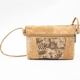 bfca7b8e65 Cork Bags UK - cork bags cork Shoulder Bags for women Natural Cork body  cross bags