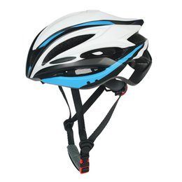 Wholesale New bicycle one riding with light helmet speed skating helmet skating