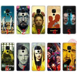 Broken Bad Australia - Amc Walter White Jesse Breaking Bad Soft Silicone TPU Phone Case for Huawei Mate 20 10 Pro Nova 2i 3 3i 4 Lite