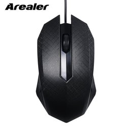 Windows Usb Mouse Australia - Arealer Mouse 3-Button USB Optical Wired Gaming Mouse with 1.1M Cord Compatible for Windows 7 8 10 XP MacOS