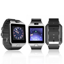 $enCountryForm.capitalKeyWord NZ - Wholesale waterproof android smartwatch dz09,Wifi Waterproof GT08 DZ09 Q18 Smart Watch For Android IOS Phone